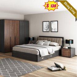 Chinês cama moderna cozinha de madeira Hotel Jantar Sala quarto móveis domésticos