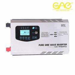 2KW 3kVA 12V 24V 48V 110V, 120V, 220V, 230V Inversor de Energia para o sistema UPS onda senoidal pura off Grid DC ao Inversor CA
