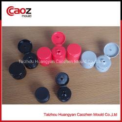 Tapa protectora de plástico molde de inyección para botella de champú uso