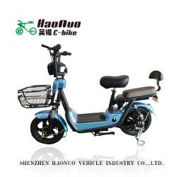 Передней и задней подножки плата 14дюйма 48V 350 Вт электрический велосипед с помощью педали для продажи