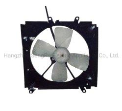Gti 16949 Certified Fabricación DC AC el ventilador del condensador Assy para Toyota Corolla