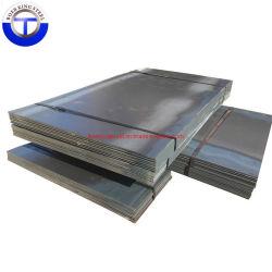 ASTM A36 Ss400 S235JR S355jr warmgewalste koolstofstalen plaat/A36 MS-blad