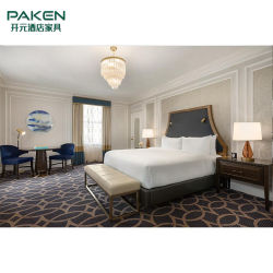 أثاث فندق على الطراز الأمريكى بأثاث من غرفة نوم فندق 5 نجوم