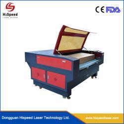Tube en verre de machine de découpage à gravure laser CO2 pour les matériaux non métalliques 9060/1280/1390/1325