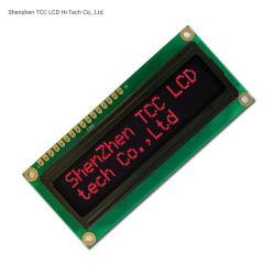 16X2 Serial 병렬 포트 다중 효용 전시 온도 측정은 전자총 OLED 스크린을 지원할 수 있다