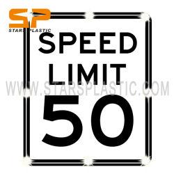 OEM-трафик предупреждающий знак направления светодиодный индикатор низкой скорости Edge горит светоотражающие ограничения скорости движения подписать