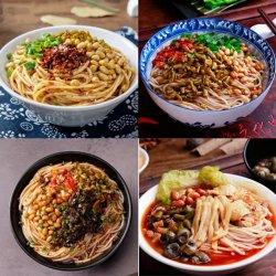 Produits alimentaires en gros en gros spécialité chinoise avec longue durée de conservation en dessous de Stockage à température normale