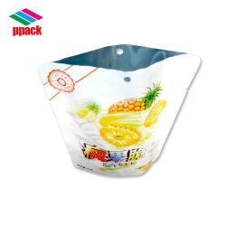 Stand up Pochette Sac d'aluminium de qualité alimentaire fabriqué en Chine La fabrication de package