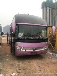 空気調節の観光バスの使用されたYutong 53のシートバス