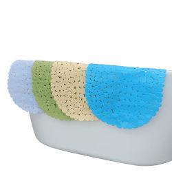 (CHAKME) Home Decor La masse de protection anti patinage d'entrée Tapis de bain Tapis de sol PVC