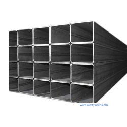 Tubi d'acciaio quadrati galvanizzati tuffati per costruzione e strutturale caldi