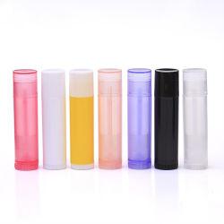5ml Fles van de Reis van de Stok van de Lijm van de Container van de Lotion van de Containers van de Containers van de Lippenpommade van de Buis van de lippenstift de Lege Kosmetische Duidelijke Plastic