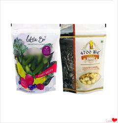 식품 포장 비닐 봉투 알루미늄 호일 지플락 부대 최신 판매 제품