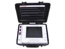 جهد أداة قياس فولتية جهاز قياس التيار الكهربائي القابل للنقل CT PT VT إجراء الاختبارات بدقة عالية تبلغ 0.1%