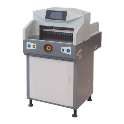 Fabricante profesional de 60mm precisa eléctrica Cortador de papel Cortador de papel