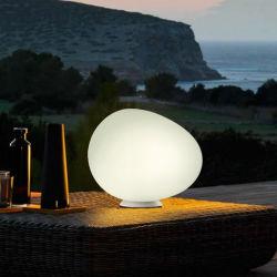Lampada da tavolo Italian Designer lampada da tavolo Modern Glass lampade da comodino Lampada Gregg (WH-MTB-86)