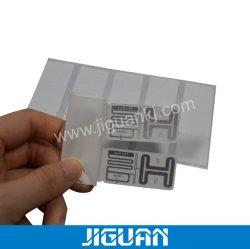 ペーパーUHFのステッカー受動RFIDのラベルの札