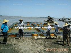 HDPE カスピ海ケージ養殖魚群