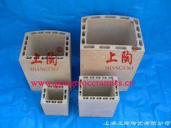Al2O3 Ceramisch Alumina dempt - de Kern van de oven voor Oven Cupellation
