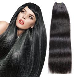 100% virgen Remy de extensión de cabello humano.
