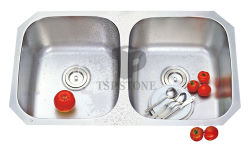 مطبخ من الفولاذ المقاوم للصدأ تشقق مع شهادات UPC
