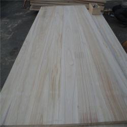 Ab Paulownia sólida de madera laminadas