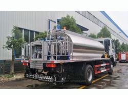 Sinotruck HOWO 12000litre de la pompe hydraulique de l'asphalte pour surface de route de l'entretien du chariot