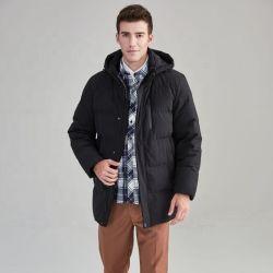 Windproof respirant pardessus de façon personnalisée populaires de l'homme de haute qualité Down Jacket