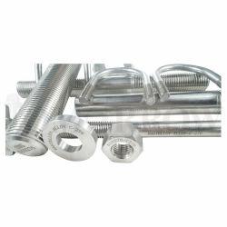 Alta qualità Hastelloy C-276/C-22/Incoloy 825/800ht/Inconel 600/X-750/Monel 400/K500/Duplex 2205/Super Duplex 2507/Super Austentic 904L/Titanium Fastener