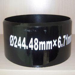 Премьер-качества торговой марки Youfa черный/окрашенные/оцинкованной сварной стальной трубопровод