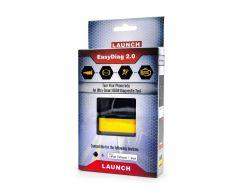 De Originele Lancering X431 Easydiag 2.0 de AutoLancering Gemakkelijke Diag van de Scanner van de Code voor Androïde & Ios 2 van 100% in 1