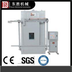 Máquina de fundição Dongsheng assinaladas a vibração da máquina Shell shell, pressione