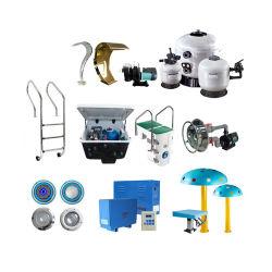 プールの付属品が付いている工場価格のフルセットのプール装置のアクセサリ