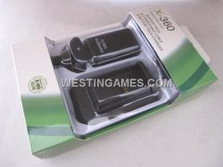 xBox360 Game Accessoriesのための4800mAh Battery Recharger Packの1 Battery Charging Kitに付き4