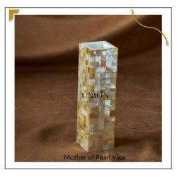 Golden Lip Shell vasos para flores, exclusivo artesanal Natural Shell vaso, Crazy forma vasos para boulets, decoração casa, casamento