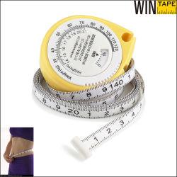 150 سم شكل نقطة مائية مؤشر كتلة الجسم قياس شريط الصحة منتج الرعاية الصحية