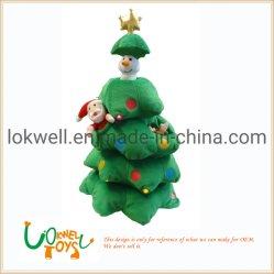 Peluche peluche Festival del árbol de Navidad Decoración Juguetes