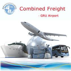 Air-Sea комбинированных грузовых перевозок в Сан-Паулу (GRU аэропорта)
