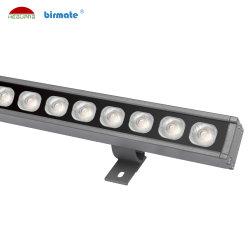 12W DC24V67IP LED Liga de Alumínio à prova de Piscina lavar o candeeiro de parede