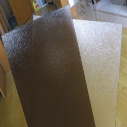 1ソファーの椅子のマットのためのマット側面のPolycarbonatのパネル