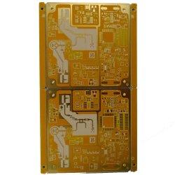 スイッチ(XJYPCB)が付いている台紙PCB