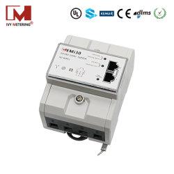 80A DIN 레일 설치 WiFi 3상 선결제 에너지 미터