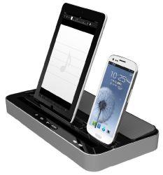 für iPhone/iPad Aufladeeinheits-Lautsprecher