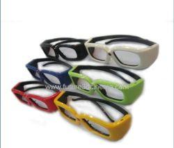 نظارات ثلاثية الأبعاد نشطة مرتزة للاستخدام مع تقنية DLP (Cinema-K510U في المستقبل)