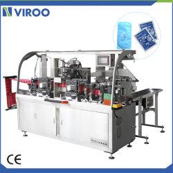 4 partijen die de Natte Verpakkende Machine van het Weefsel verzegelen (VPD250)