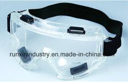 Occhiali di protezione di sicurezza del CE En166 GB028-1