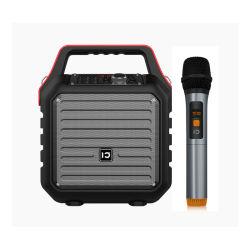 Shidu 30W Twsの無線スピーカー屋外党可聴周波カラオケの健全なボックス