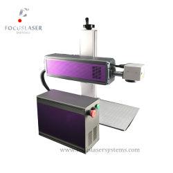 De Laser die van Focuslaser 30W de Gelamineerde Apparatuur van de Gravure van de Laser Houten graveert