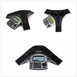 Telefoon IP 7000 van de Conferentie van SoundStation de IP7000 slokje-Gebaseerde IP van Polycom