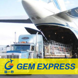 El transporte aéreo de China a Estonia (DDP)